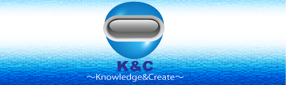 K&Cの会社紹介ホームページ
